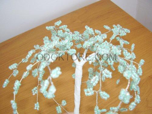 бисерные деревья мастер класс